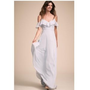 BHLDN Jenny Yoo Mila Convertible Dress